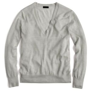 J. Crew Collection Featherweight Cashmere Pullover